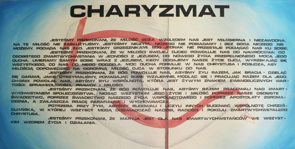 charyzmat