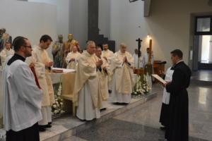 Śluby wieczyste Łukasza Pecyny CR