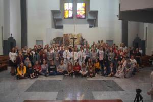 X Zjazd Młodzieży Zmartwychwstańczej
